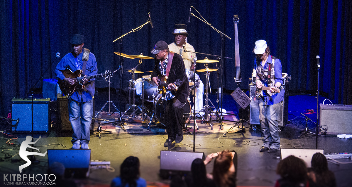 Biscuit Miller and the Mix @ the Raleigh Playhouse & Theatre
